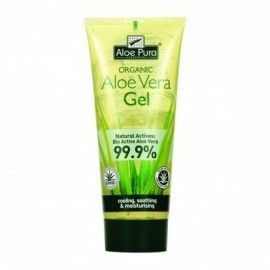 GEL ALOE 200ML 99,9% MADALBAL ALOE PURA 200 GR