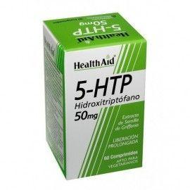 HEALTHAID 5HTP HIDROXITRIPTOFANO 50 MG 60 COMP