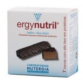 NUTERGIA BAR CHOCO SUSTITUTIVAS7 UNID