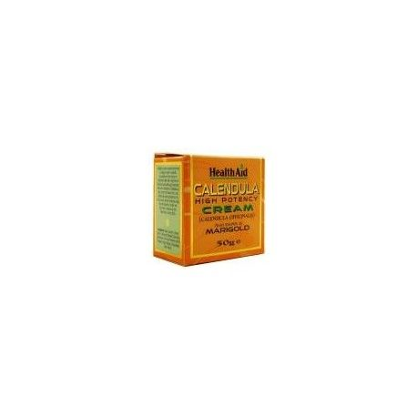 CREMA FACIAL CALENDULA HEALTH AID 75 ML