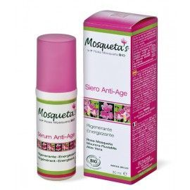 MOSQUETA SÉRUM ROSE BIO 30 ML