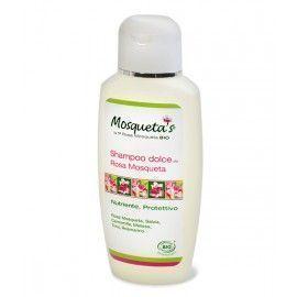 Mosqueta's Champú - Gel de Baño Bio - 200 ml