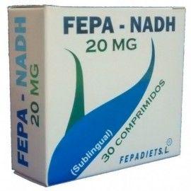 FEPA NADH 30 CÁPSULAS400MG