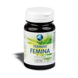 SAN FERMENT FEMINA 14 CAP USO VAGINAL SAN