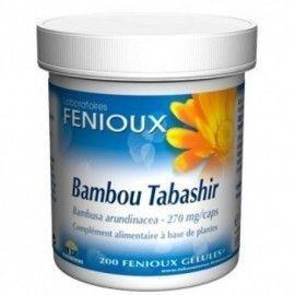 BAMBU TABASHIR 200 CAP 270 MG FENIOUX