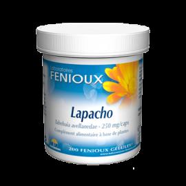 LAPACHO 200 cap 250 Mg FENIOUX