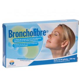 BRONCHOLIBRE 60 Cápsulas FENIOUX