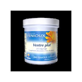 VIENTRE PLANO 200 cap 400 mg- FENIOUX
