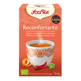 RECONFORTANTE YOGI TEA 17FILTROS