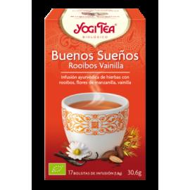 BUENOS SUEÑOS YOGI TEA 17FILTROS