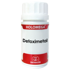 EQUISALUD HOLOMEGA DETOXIMETAL 50 CAPS
