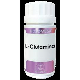 EQUISALUD HOLOMEGA L GLUTAMINA 600 MG 50 CAPS