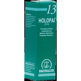 EQUISALUD HOLOPAI 13 INFECCIONES EN GENERAL 31M