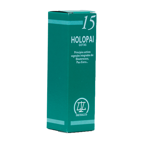 EQUISALUD HOLOPAI 15 PRECANCEROSO 31 ML