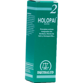 EQUISALUD HOLOPAI 2 DEPURATIVO 31 ML