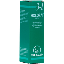 EQUISALUD HOLOPAI 3 I ANTIINFLAMATOR 31M