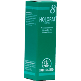EQUISALUD HOLOPAI 8 RESPIRATORIO 31 ML