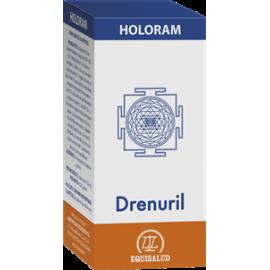 EQUISALUD HOLORAM DRENURIL 60 CAPS