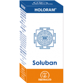 EQUISALUD HOLORAM SOLUBAN 60 CAPS