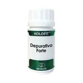EQUISALUD  HOLOFIT DEPURATIVO FORTE 50 Caps