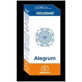 EQUISALUD  HOLORAM ALEGRUM 60 Caps