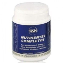 NUTRIENTES COMPLETOS CHOCO G.S.N. 450 GR