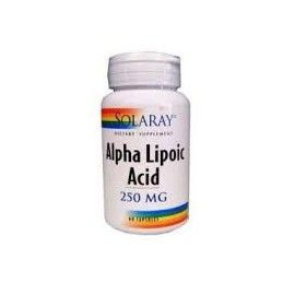ALPHA LIPOIC ACID 250mg. 60cap.