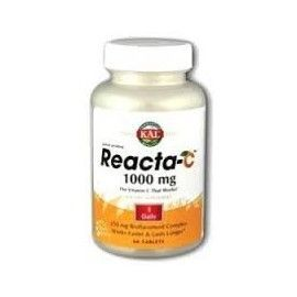 REACTA-C 1000mg. 60comp. KAL