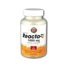 REACTA-C 1000mg. 60comp. KAL