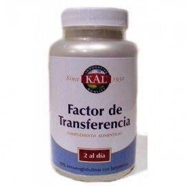 FACTOR DE TRANSFERENCIA 60cap. KAL