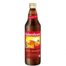 RABENHORST ZUMO de manzana-mango 750ml.
