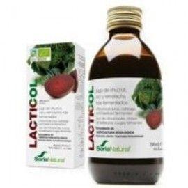 SORIA NATURAL LACTICOL ecologico jugo de chucrut 200ml
