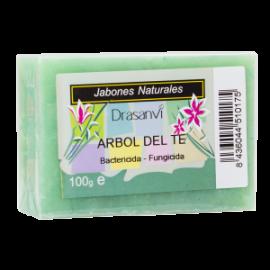 JABON TE TREE BACTERIZIDA DRASANVI 100 GR