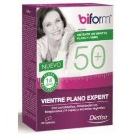 DIETISA BIFORM 50 VIENTRE PLANO EXPERT 48 CÁPSULAS
