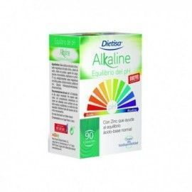 ALKALINE DIETISA 90 CÁPSULAS