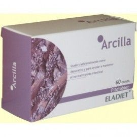 ARCILLA ELADIET 60 COMPRIMIDOS