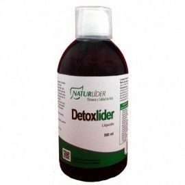DETOXLIDER 500ML NATURLIDER 500 ML