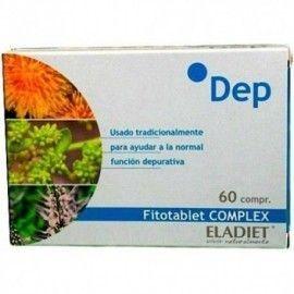 FITOTABLET COMPLEX DEP ELADIET 60 COMPRIMIDOS