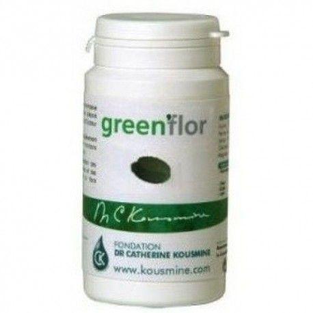 GREEN FLOR KUSMINE 90 COMPRIMIDOS