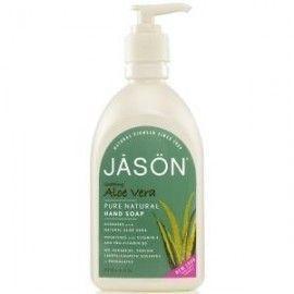 JASON SATIN SOAP JABON DE MANOS ALOE VERA 473ML