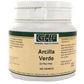 GHF ARCILLA VERDE (SECADA AL SOL) 500GR