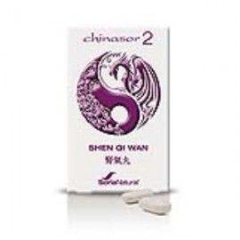 SORIA NATURAL CHINASOR 02 SHEN QI WAN 30 COMPRIMIDOS