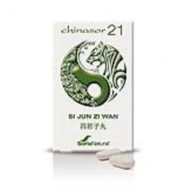 SORIA NATURAL CHINASOR 21 SI JUN ZI WAN 30 COMPRIMIDOS