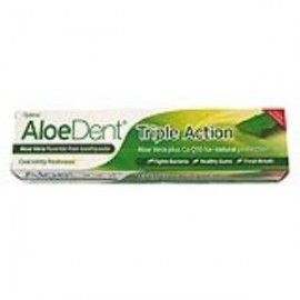 MADAL BAL ALOEDENT ALOE VERA TRIPLE ACCION DENTIFRICO 100ML