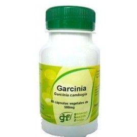 GHF GARCINIA CAMBOGIA 500MG. 90 CÁPSULAS