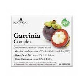 NATYSAL GARCINIA COMPLEX 60 CÁPSULAS