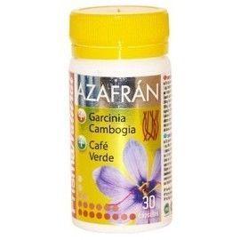 PRISMA NATURAL AZAFRAN+CAFE VERDE+GARCINIA 30 CÁPSULAS