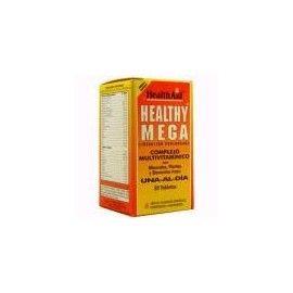 HEALTHYMEGA HEALTH AID 30 COMPRIMIDOS