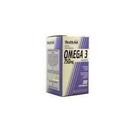 OMEGA 3 750MG HEALTH AID
