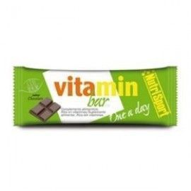 NUTRISPORT BARRITA VITAMIN CHOCOLATE
